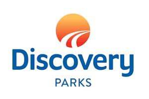 Discovery Holiday parks Ballina Logo
