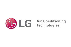 LG aircon supplier installer logo