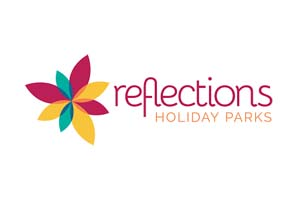 Reflections Holiday Parks Northern Rivers Logo